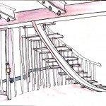 La Escalera de Wanda